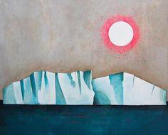 Iceberg Signed Archival Print - Lisa Congdon