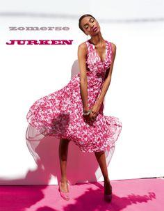 De zomer is in het land, dus zomerjurken weer, fleurige extra korte jurkjes, of tot net boven de knie elgant en supervrouwelijk, MEER http://www.pops-fashion.com/?p=12052