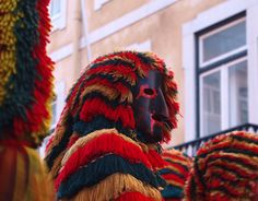 "Check out new work on my @Behance portfolio: ""Iberian Traditional Masks Máscara Ibérica "" http://on.be.net/1KFTk2N"