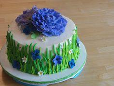 90th birthday cake..