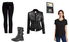 Skye from Agents of S.H.I.E.L.D. Costume