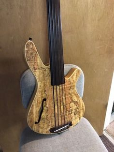 Rob Allen MB2 Spalted Maple