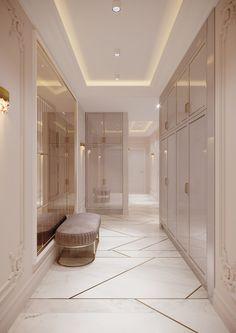 Room Design Bedroom, Girl Bedroom Designs, Home Room Design, House Design, Interior Exterior, Luxury Interior, Interior Design, Modern Luxury Bedroom, Luxurious Bedrooms