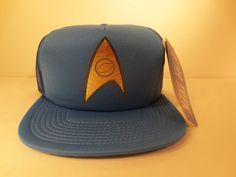 Star Trek Hat Cap Snapback Costume Cosplay Comics Mesh Trucker Hat df8aadf8877