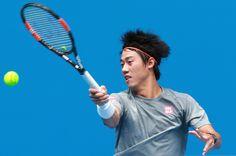 Kei Nishikori Photos: 2015 Australian Open - Previews
