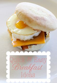 Quick breakfast recipes for those busy school mornings - Ask Anna