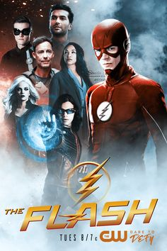 Flash Tv Series, Cw Series, Supergirl 2015, Supergirl And Flash, The Flash Poster, Flash Characters, Flash Funny, Flash Wallpaper, Flash Barry Allen
