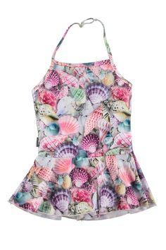 Molo badpak voor meisjes Noelle Seashell rose�