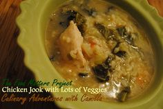 Week 51: Chicken Jook with Lots of Veggies by Culinary Adventures with Camilla