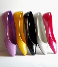 Array of Pointy Flats