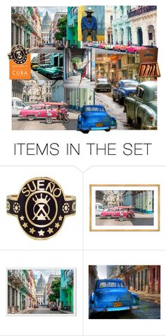"""Cuba Libre"" by elza6 ❤ liked on Polyvore featuring art"