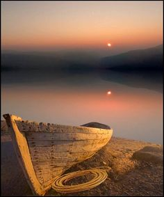 """Boat……….by Veronika Pinke """