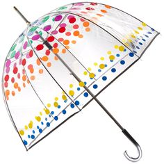 Amazon.com   Totes Luggage Bubble Umbrella, Clear   Umbrellas