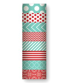 Washi-inspired tape by My Mind's Eye on zulily today