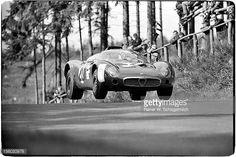 The de Adamich/Galli Alfa Romeo Nuerburgring Germany 28 May 1967