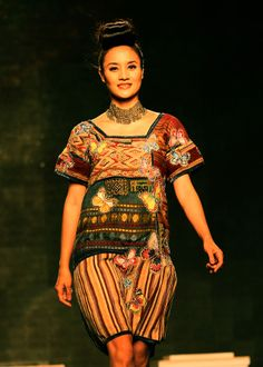 Minh Hanh. Vietnamese Fashion Designer. Italy & Vietnam 2012 Photo: Huy Anh