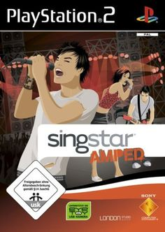 SingStar Amped: Playstation 2: Amazon.de: Games