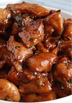 Delicious Family Recipes: Baked Teriyaki Chicken This sounds yummy poured over some white rice. Gonna give this a try.