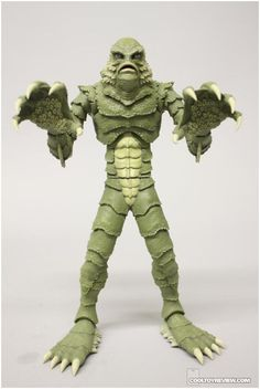 Creature Figure From Mezco