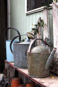Annaffiatoi - Watering cans