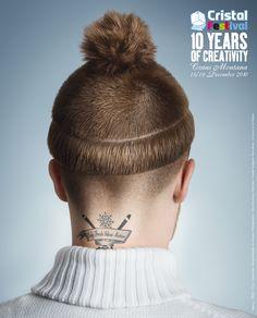 Edition: 2010 / Campaign: Tattoo / Creatives: Alice Mounoury & Danaé Bilheude / Agency: TBWA\Paris / Country: France