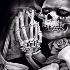 og abel new art - Google Search                              … Og Abel Art, Lettrage Chicano, Chicanas Tattoo, Tattoos Realistic, Latino Art, Dark Art Drawings, Tattoo Drawings, Sketch Tattoo Design, Tattoos Skull