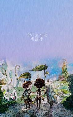 Korea Wallpaper, K Wallpaper, Wallpaper Iphone Cute, All Korean Drama, Korean Drama Movies, Cute Cartoon Wallpapers, Animes Wallpapers, K Drama, Korean Art