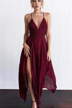 df41dec8e7d44ea Chiffon prom dresses Длинное Платье Вечернее, Красные Туфли, Выпускной  Вечер, Длинное Платье Для