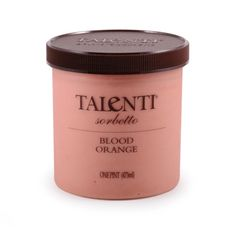 Just discovered this at Market Time today. OMG. I love blood orange, I foresee lots of cocktails with this sorbet!
