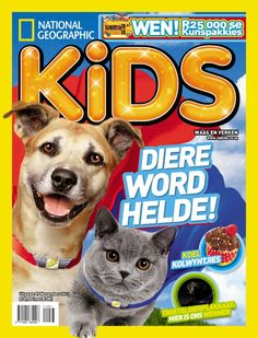 SA: National Geographic Kids Magazine - Afrikaans Afrikaans Magazine - Buy, Subscribe, Download and Read SA: National Geographic Kids Magazine - Afrikaans on your iPad, iPhone, iPod Touch, Android and on the web only through Magzter
