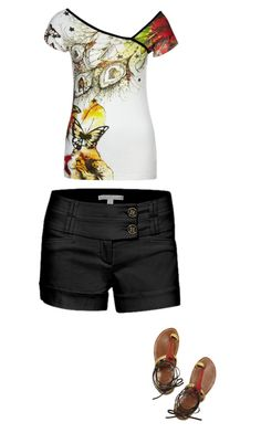 """""""Untitled #6024"""" by ania18018970 on Polyvore featuring Christian Louboutin"""