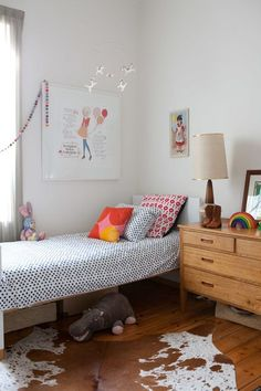 Eclectic Kids by One Small Room - OSR Interiors & Building Design