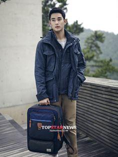 김수현 / 제일모직 빈폴