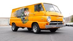 Rat-Fink's Cool old Dodge A-100 van...Re-Pin brought to you by#HouseofInsurance #EugeneInsurance #Oregon