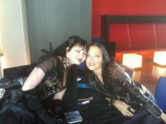 Tarja and me. WGT 2014