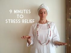 9 Minutes to Stress Relief - YouTube