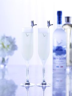 Today we raise a #GREYGOOSELeFizz to celebrate @CampKerala's 10th Anniversary. #FlyBeyond  #Celebrate #Summer2015