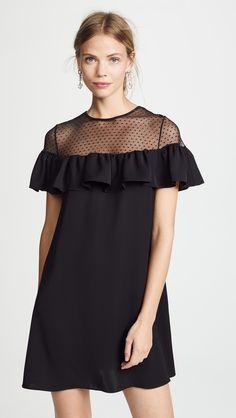 211ad6e59e Amanda Uprichard - Roux Dress Going Out Dresses, 15 Dresses, Dress Outfits,  Mini