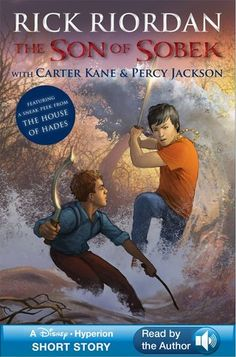 Review: The Son of Sobek – By Rick Riordan