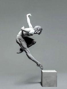"""""""Friedemann Vogel - Principal dancer - Stuttgart Ballet - Baki Photography """" not a sculpture Stuttgart Ballet, Art Sculpture, Modern Sculpture, Dance Photos, Dance Art, Dance Photography, Art Plastique, Oeuvre D'art, Amazing Art"""