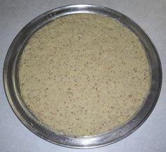 almond flour/cauliflower pizza crust
