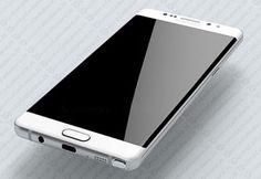 Samsung Galaxy Note 7 - in programma una sola versione, con schermo Edge