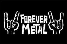 Rocker-Hands-Decal-Forever-Metal-Sign-of-the-Horns-car-window-vinyl-graphic                                                                                                                                                      More