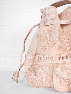 Blush Boho Bag