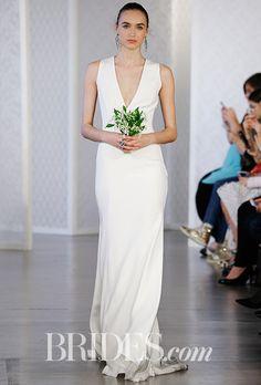 Oscar de la Renta Wedding Dress - Spring 2017