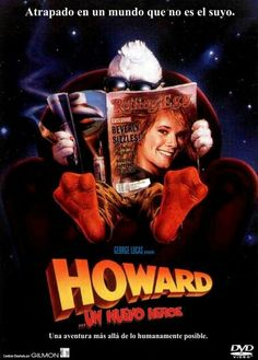 Howard the Duck film streaming 2018 vf 80s Movies, Great Movies, Movies To Watch, Movie Tv, 80s Movie Posters, Childhood Movies, Internet Movies, Movies Online, Movies Showing