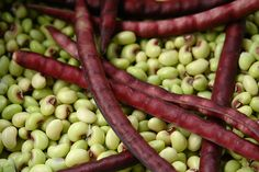 purple hull peas going in the garden soon!