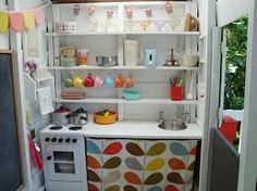 childrens playhouse interior ideas - Google Search