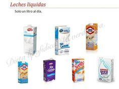 Dieta disociada leche sin lactosave