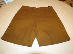 Men's Tommy Hilfiger 35 Classic Fit shorts 248 Rubber 7880825 casual TH #TommyHilfiger #shorts
